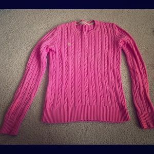Lilly Pulitzer cotton cable knit